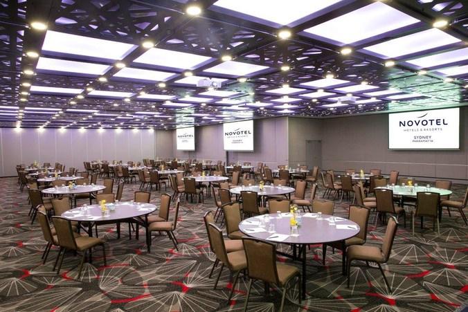 Novotel Sydney Parramatta Hotel Conference