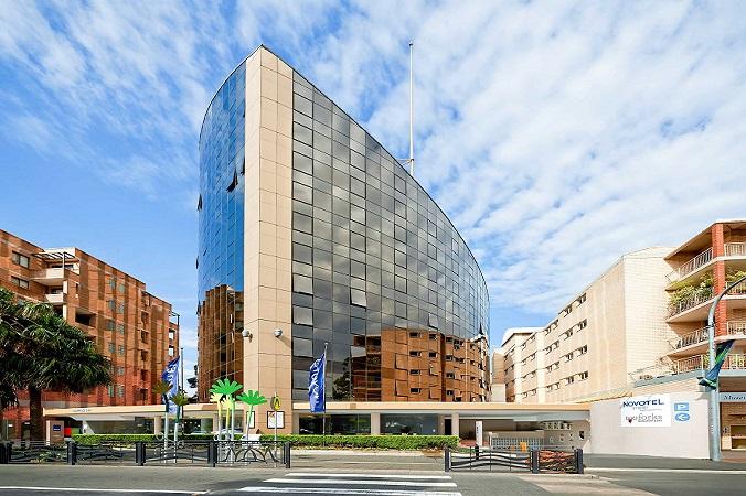 Novotel Sydney Parramatta Hotel