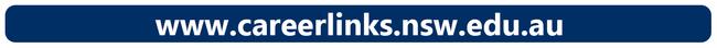 Website: www.careerlinks.nsw.edu.au