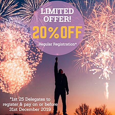 20% limited offer image