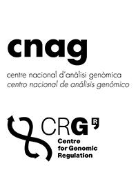 CNAG - CRG logo