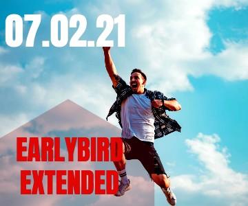 earlybird ends image