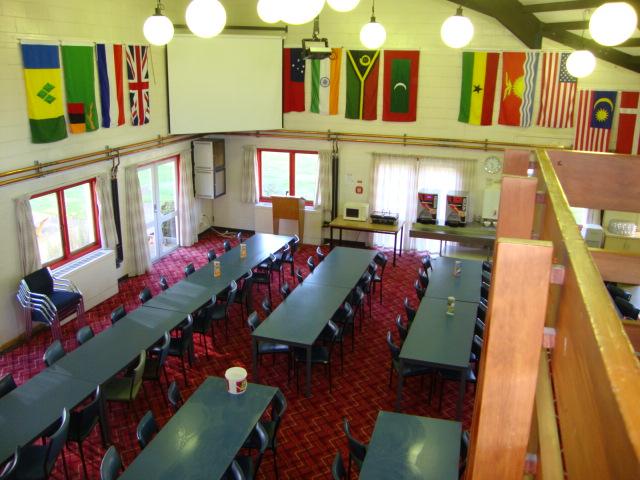 Student Village Dining Hall