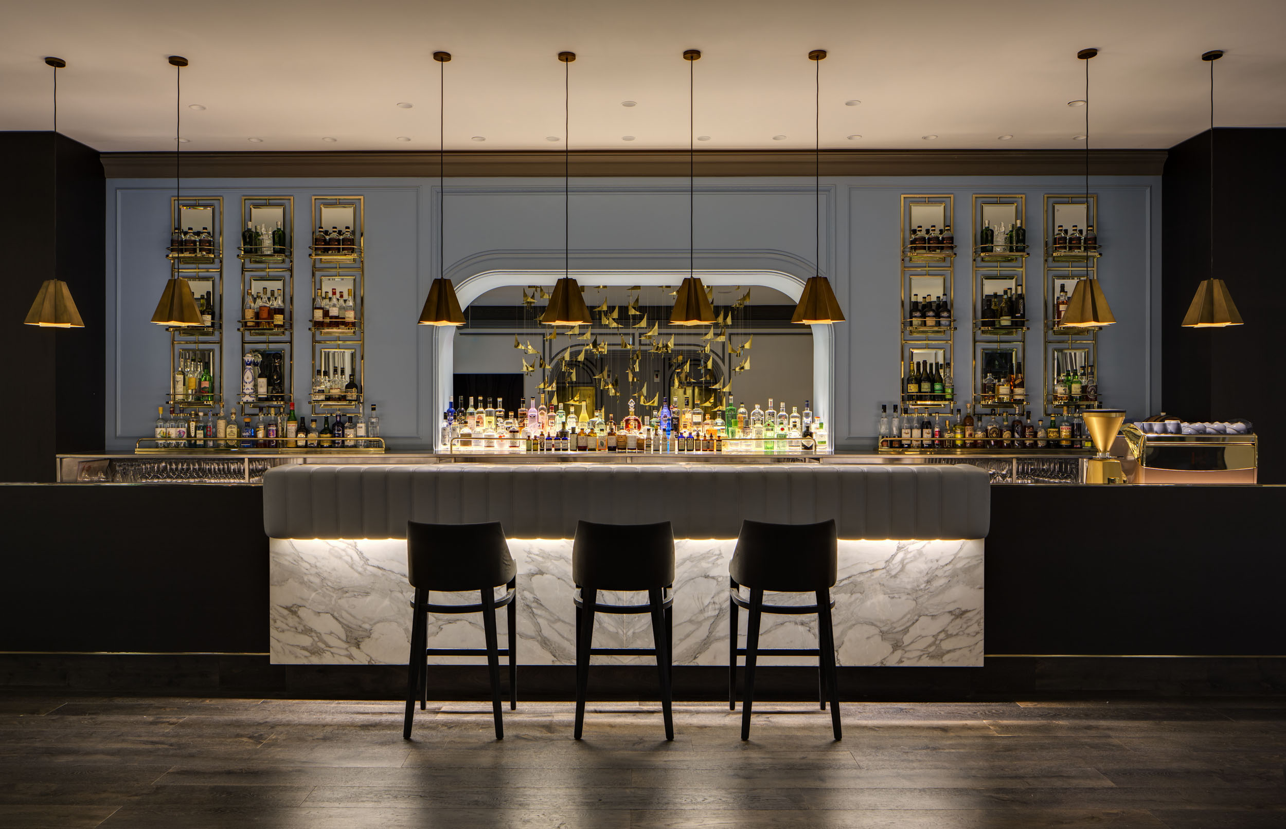 The Stillery at the Intercontinental Hotel double Bay