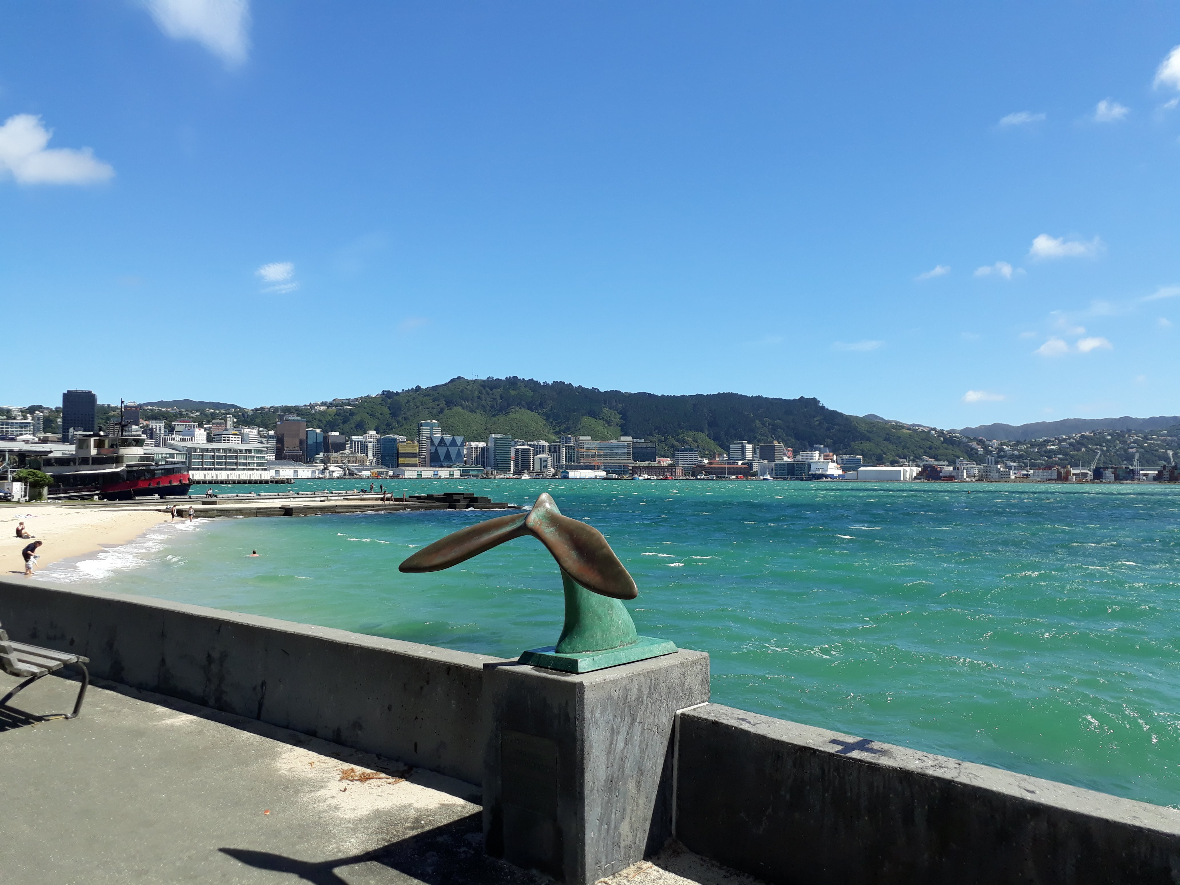 Out and About in Wellington