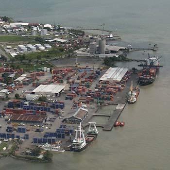 Lae Port
