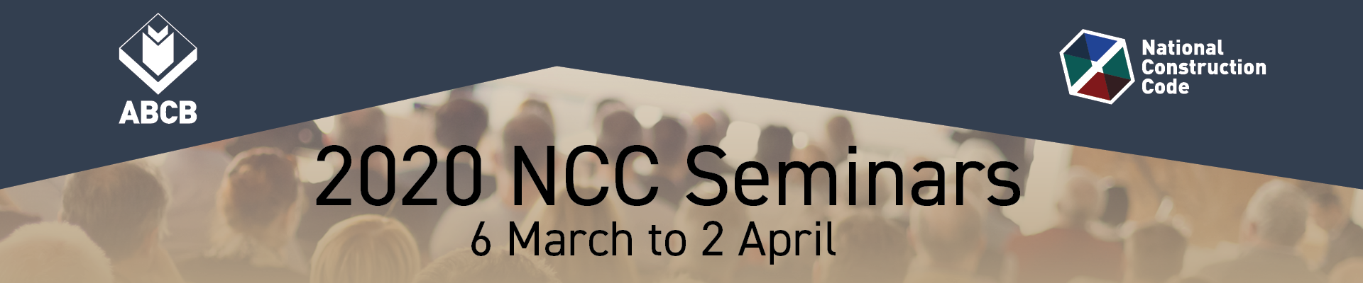 2020 NCC Seminars: 6 March to 2 April