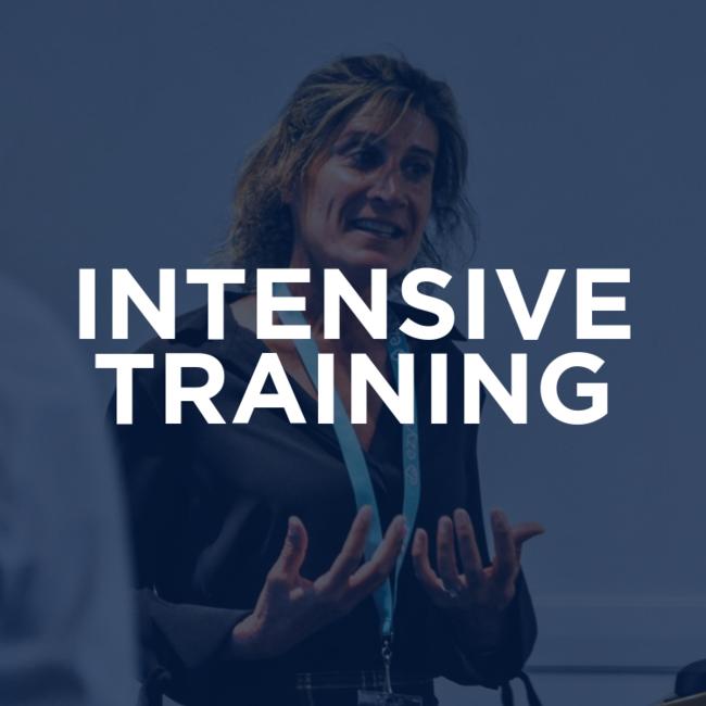 Intensive training