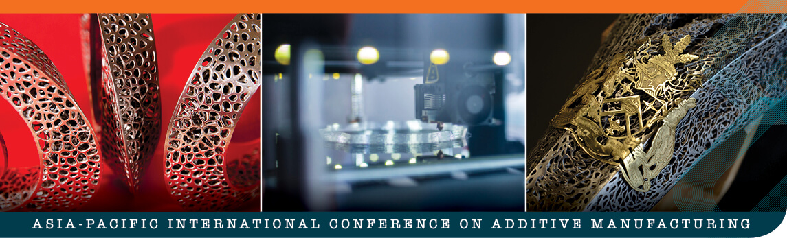 Asia-Pacific International Conference on Additive Manufacturing (APICAM)