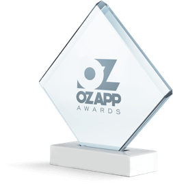 Oz app awards prize