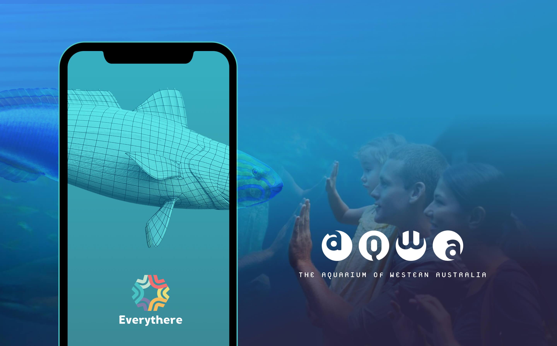 Everythere app Aquarium