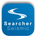 Searcher seismic app icon