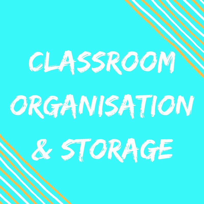 Classroom Organisation Pinterest Ideas