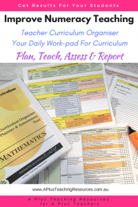 Teacher Planner Organiser