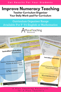 Curriculum Organiser English & Maths