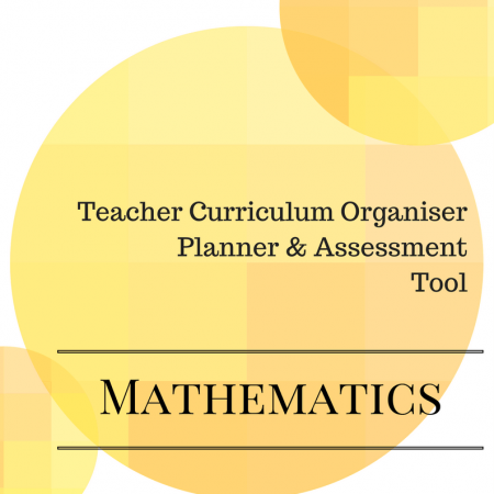 Year 1 Curriculum Organiser Maths