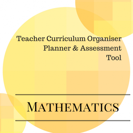 Teacher curriculum Organiser Year 3 Maths