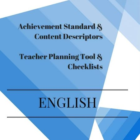English Checklists Editable Y2