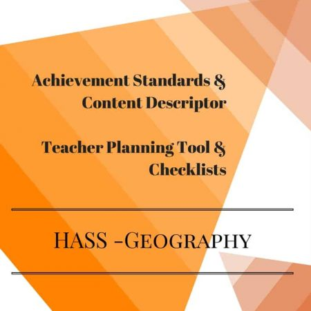 Foundation Editable HASS- Geography