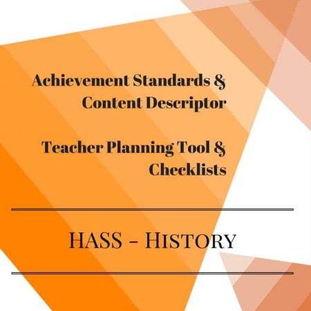 Foundation Editable HASS- History