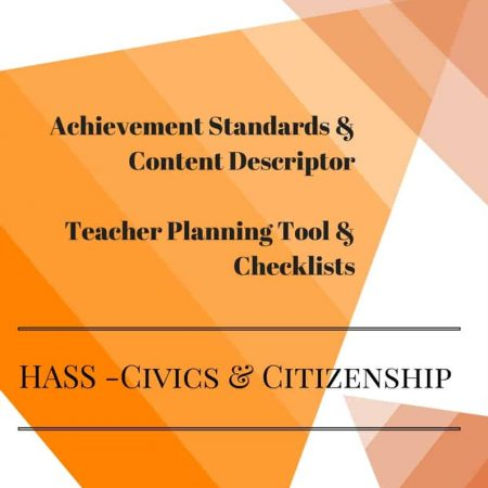 Y4 Editable HASS- Civics & Citizenship