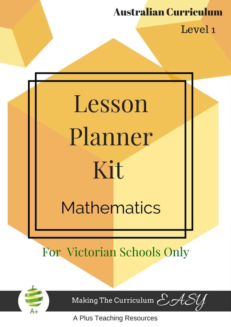lesson-planner-kit-maths-level-1-victorian