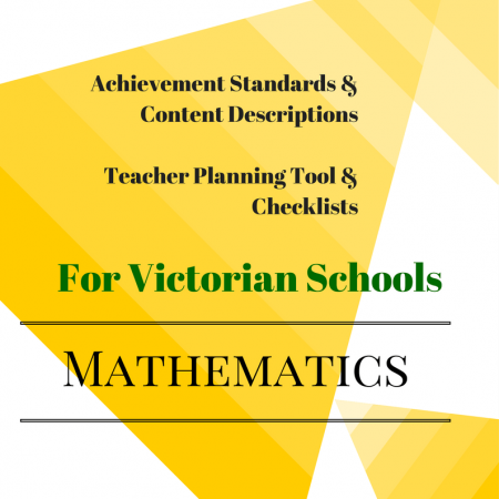 Victorian Curriculum Level 6 maths