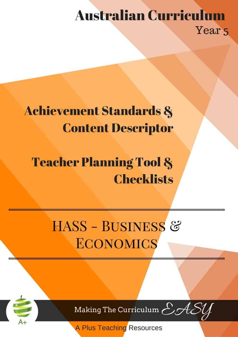 Y5 Editable HASS- Business & Economics
