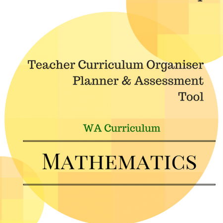 Teacher Organiser Maths Y4