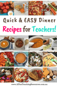 Recipes For Teachers