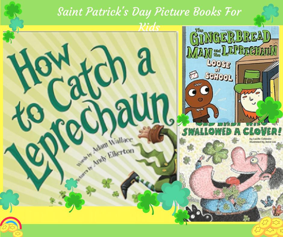 St Patricks Day Books
