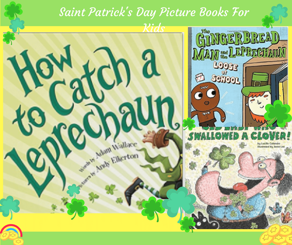 17 Saint Patrick's Day Activities For Kids {Classroom Fun}