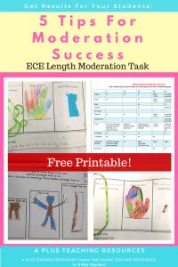 Measurement Moderation Task