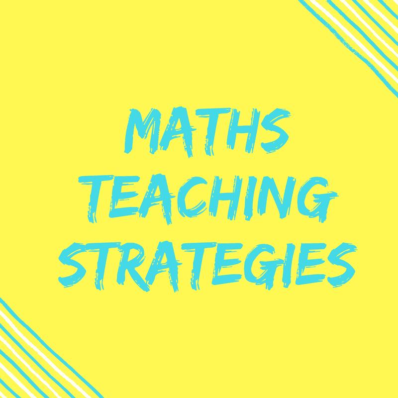 Maths Teaching Strategies
