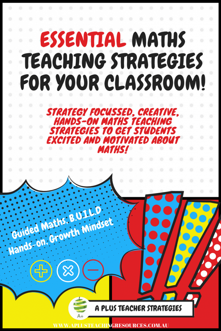 Maths Teaching Strategies