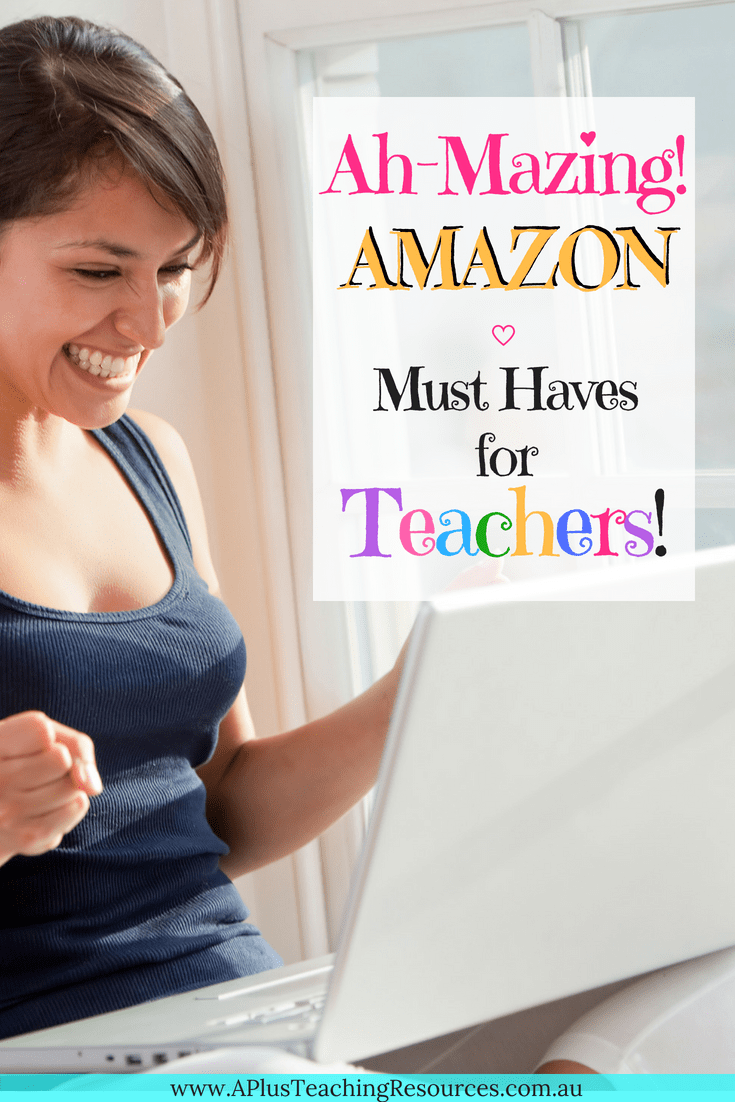 Amazon Must Haves For Teachers