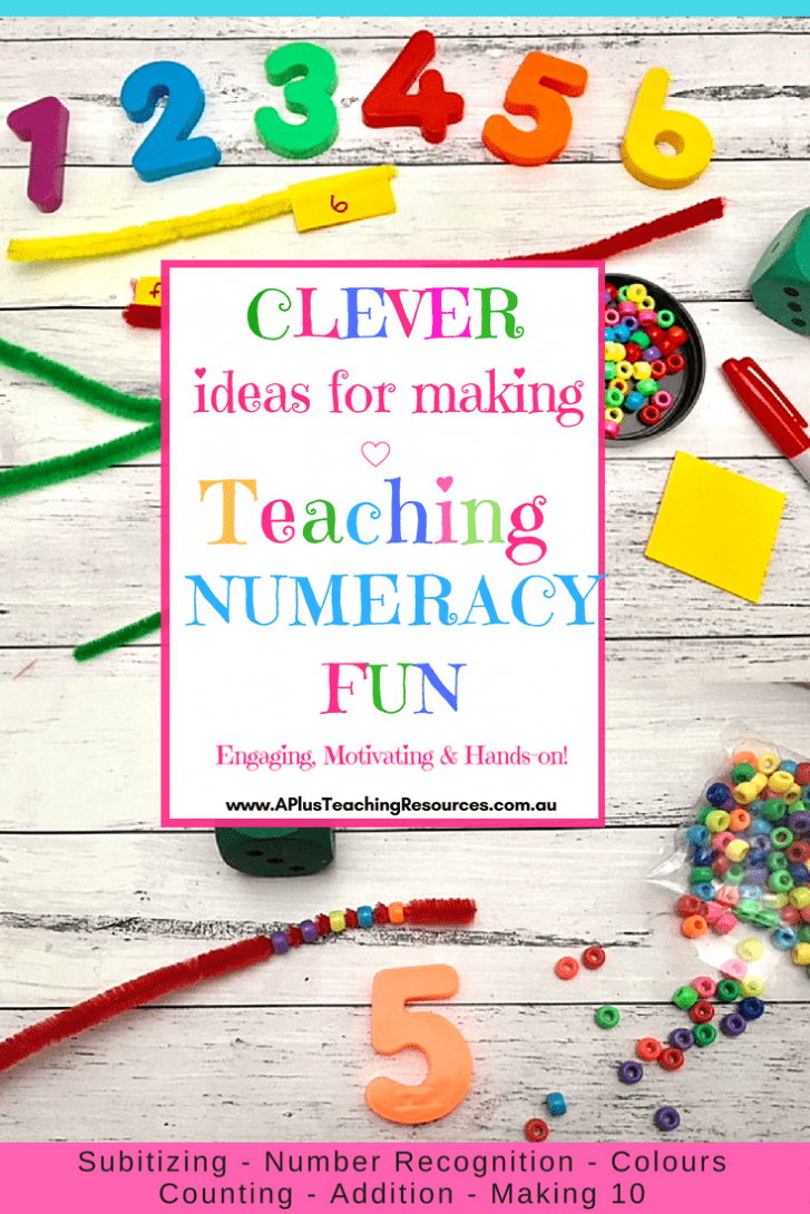 Strategies For Teaching Number Recognition
