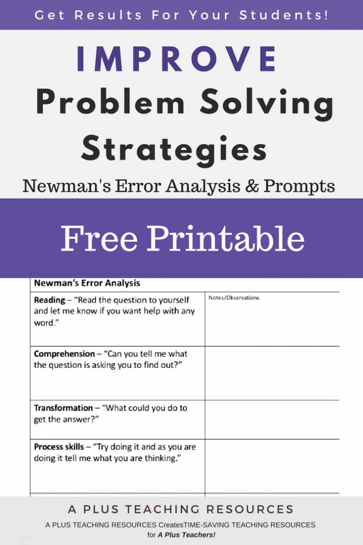 Newman's Prompts