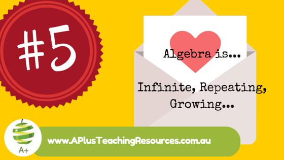 Tip 5 For Teaching Algebra in Primary School