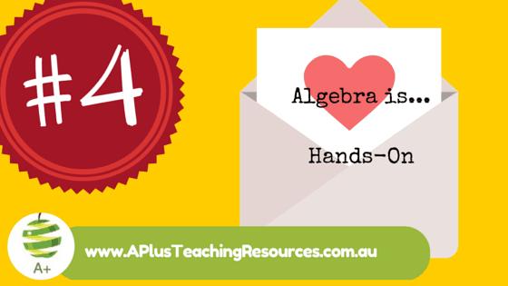Tip 4 For Teaching Algebra in Primary School