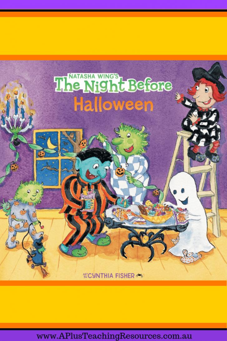 Night Before Halloween