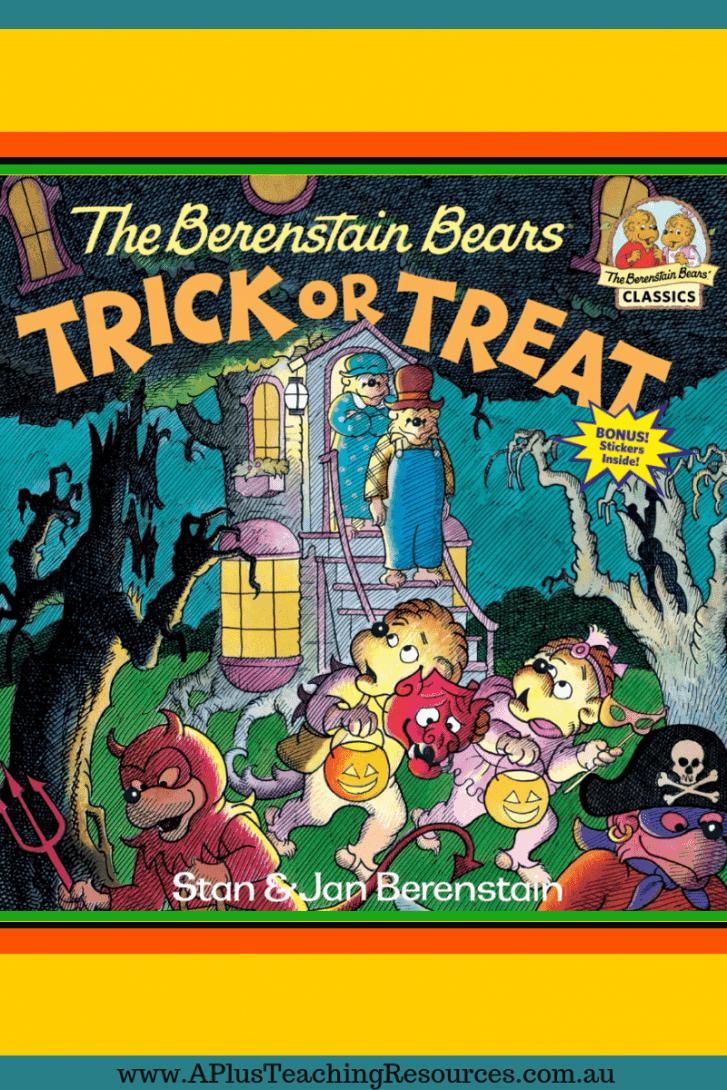 Bernstein Bears Trick or Treat