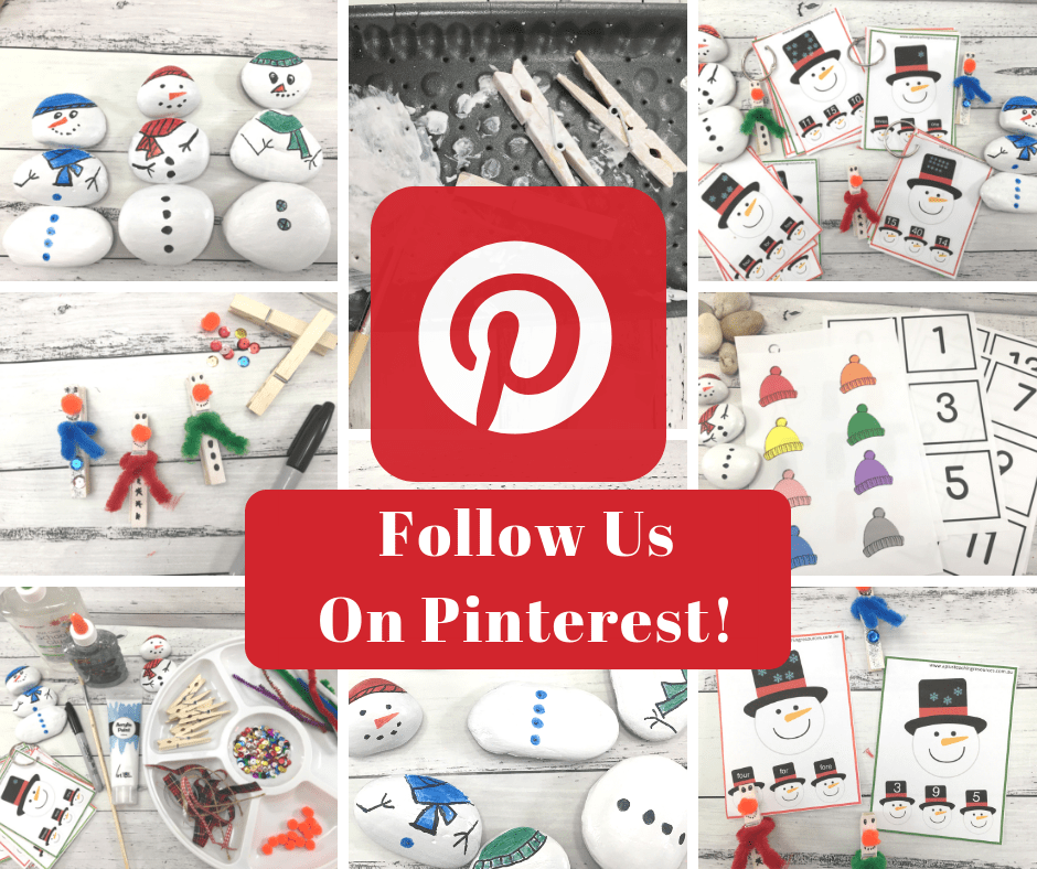 Snowman Craft & Activities For Kids On Pinterest