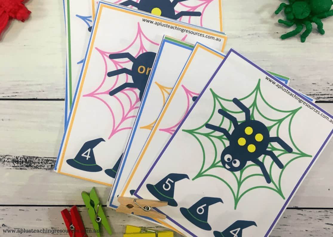 Spider Clip cards