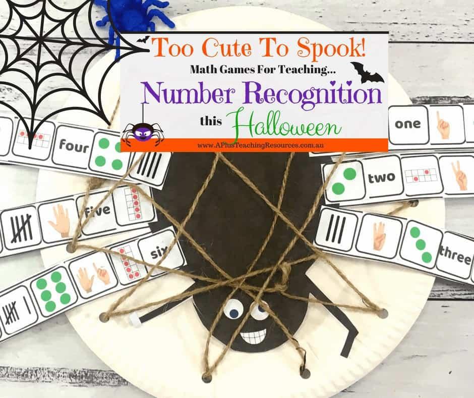 Spider Number Recognition