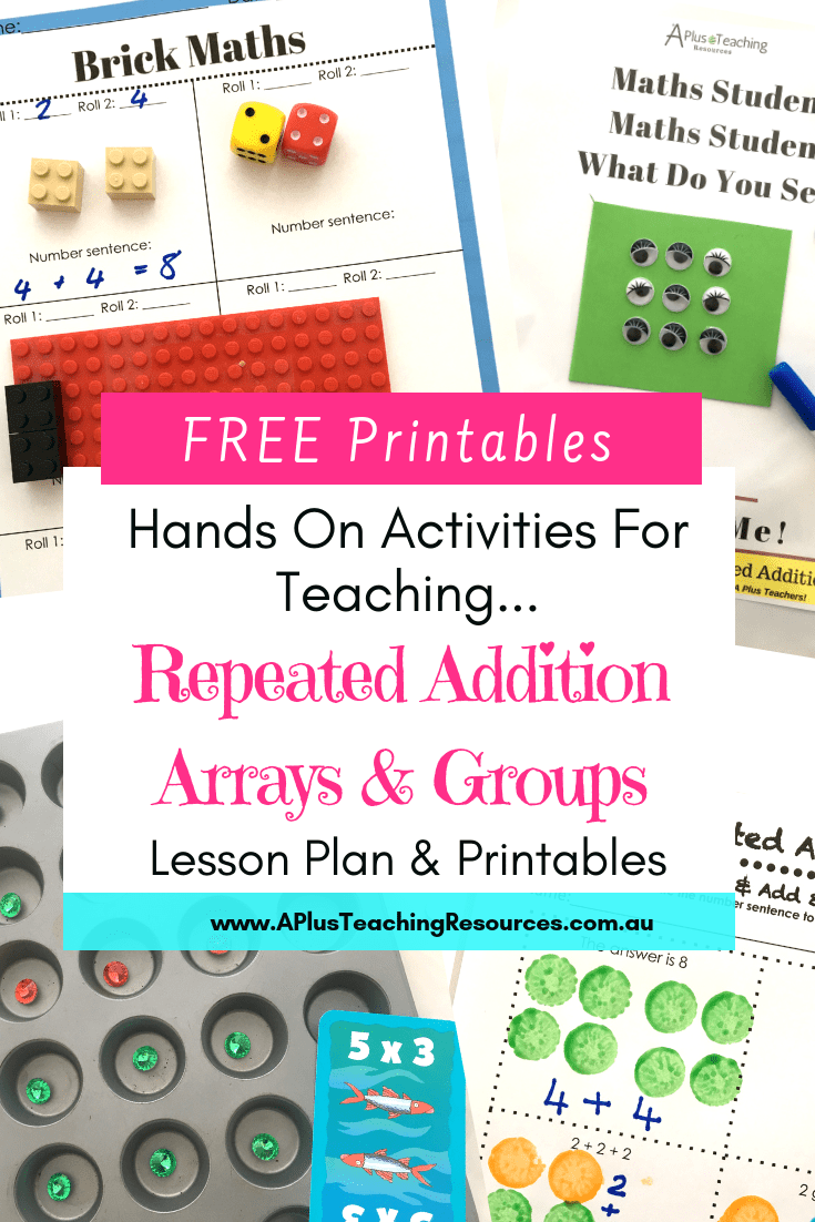 How to teach Repeated Addition