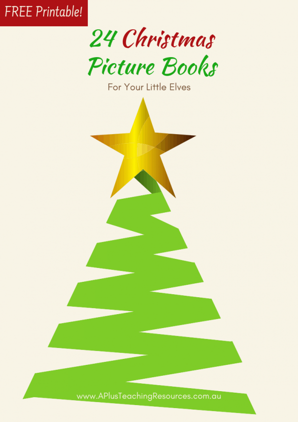 Christmas Picture Books For Kids