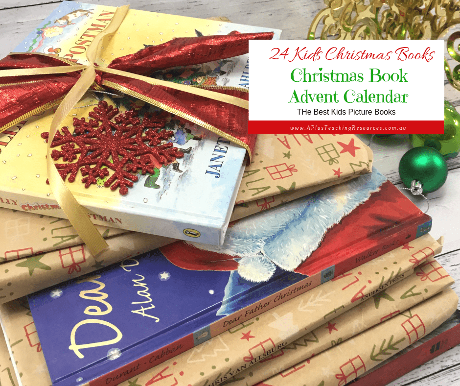 24 Of The Best Christmas Picture Books For Kids {Countdown Calendar}