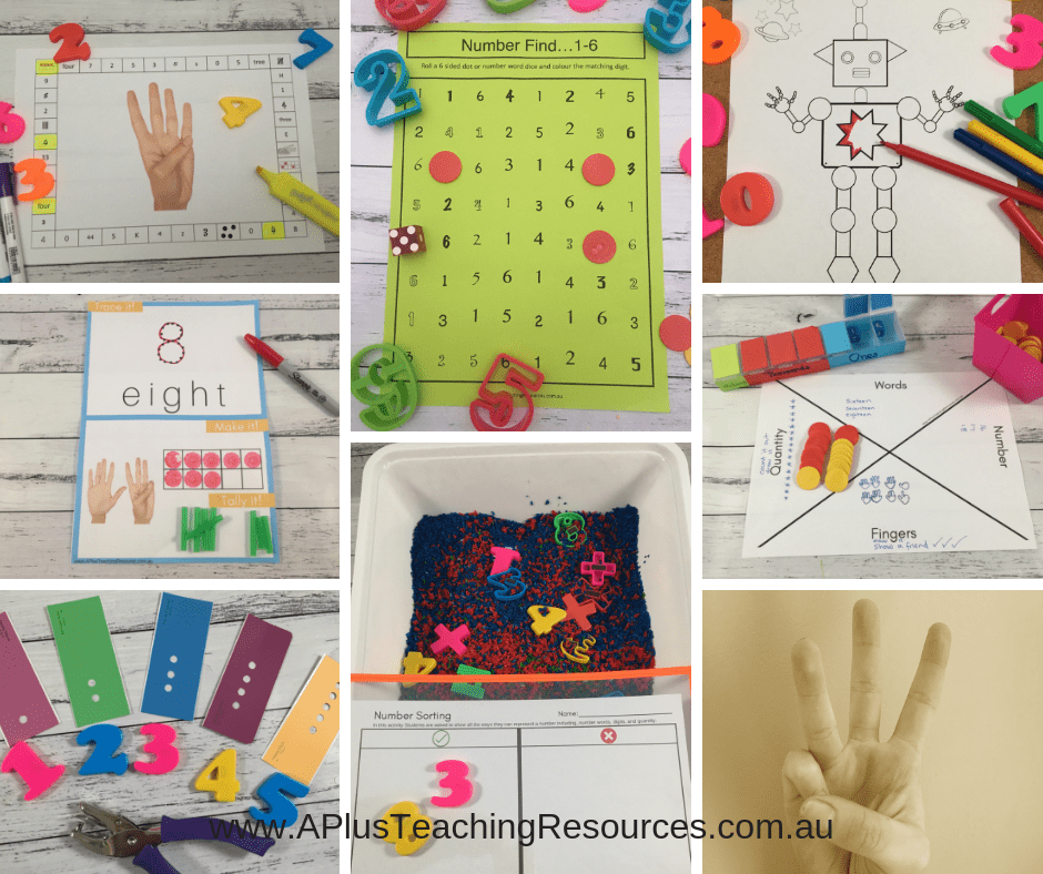 How To Teach Number Recognition to Kindergarten Kids