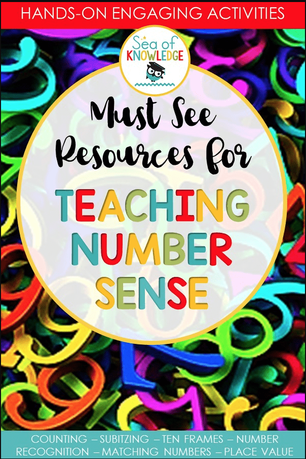 Teaching Number Sense Sea Of Knowledge